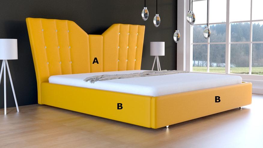 łóżko Angel z pojemnikiem