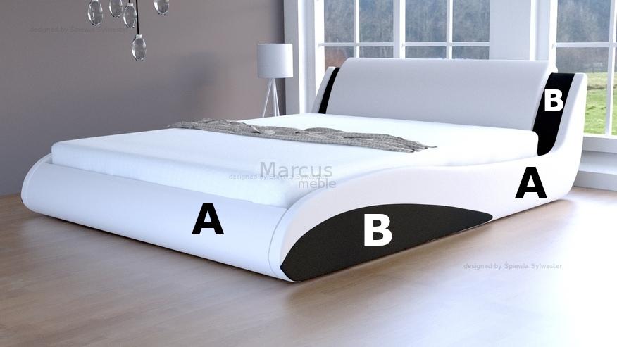 Łóżko z pojemnikiem Stilo 2 Standard